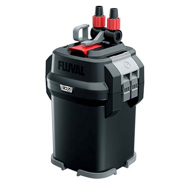 Fl canister filter 107
