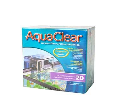 Aquaclear 20 power filter  tot 75L