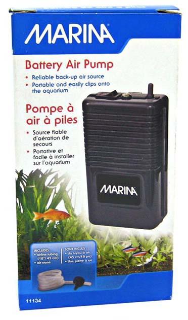 Ma battery air pump