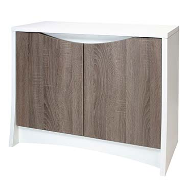 Fluval flex cabinet deluxe White