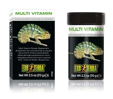 Ex multivitamin  70GR