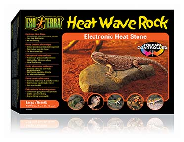 Ex electronic heated stone  L