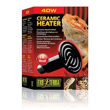 Ex ceramic heat emitter 40w