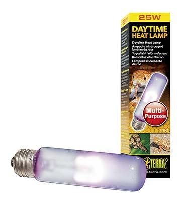 Ex daytime heat lamp 25w