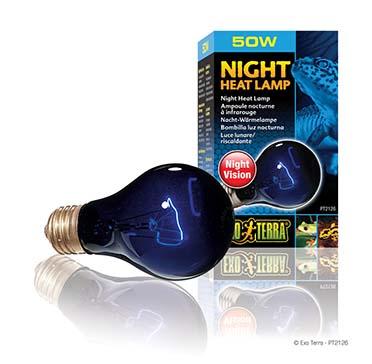 Ex night glo bulb 50w