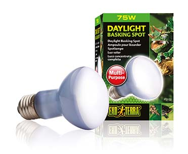 Ex day glo basking spot lamp 75w