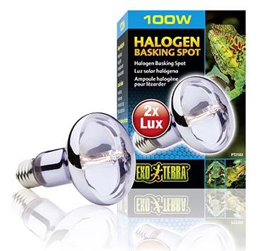 Ex sun glo halogen daylight lamp 100w