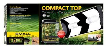 Ex compact top terrariumlichtkap, 45cm S
