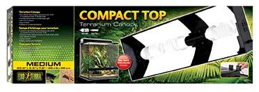 Ex compact top terrariumlichtkap, 60cm M