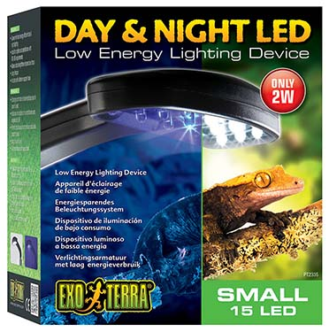 Ex day & night led fixture small  2W