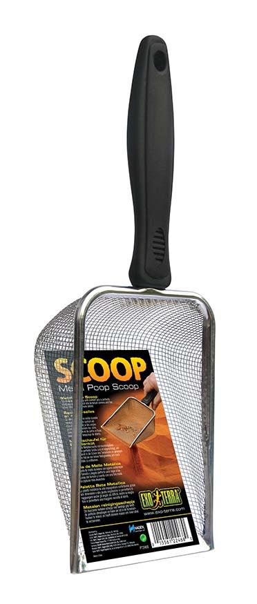 Ex metal poop scoop