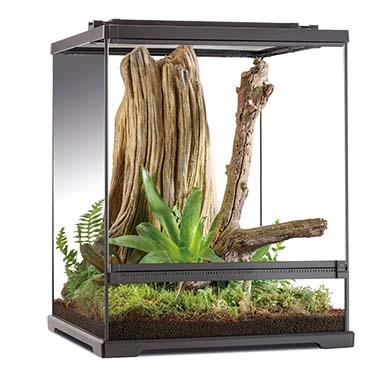 Ex frog tree frog terrarium  60x45x45cm
