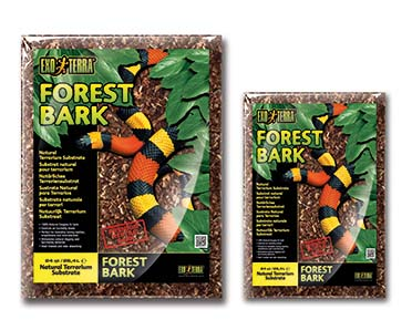 Ex forest bark terrarium substrate  8,8L