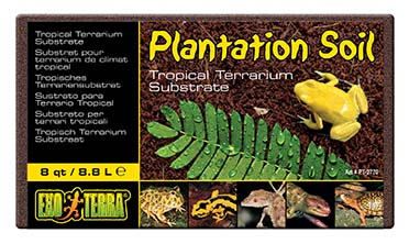 Ex tropical terrarium substrate  650GR/8,8L
