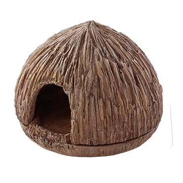 Ex frog coconut cave  11,5x11,5x9,5cm