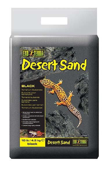 Ex desert sand gravel Black 4,5KG