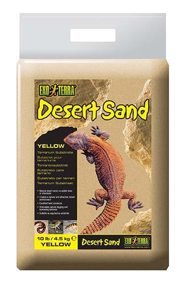 Ex desert sand gravel Yellow 4,5KG