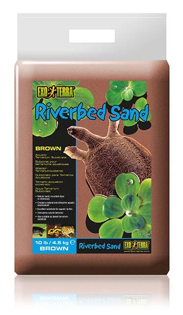 Ex riverbed sand Brown 4,5KG