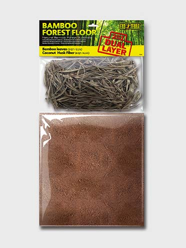 Ex natural bamboo forest substrate  8,8L