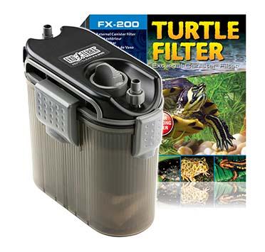 Ex exernal turtle filter fx-200