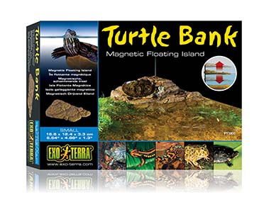 Ex turtle bank magnetic floating island  S