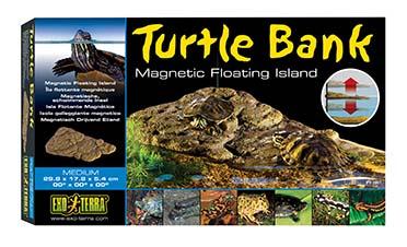 Ex turtle bank magnetic floating island  M