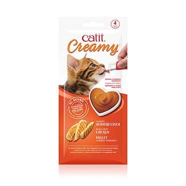 Ca creamy really tasty chicken  4x10g
