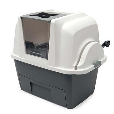 Ca design sifting cat pan