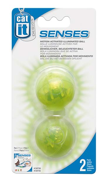Ca design senses illuminated balls 2pcs