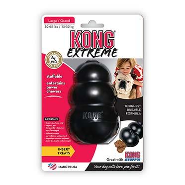 Kong extreme Black L