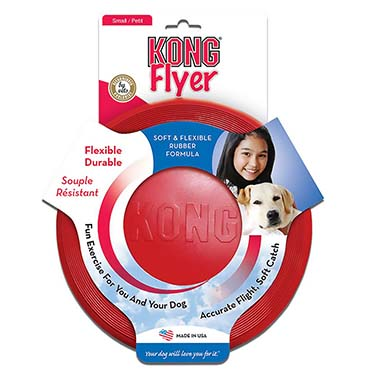 Kong flyer Red L