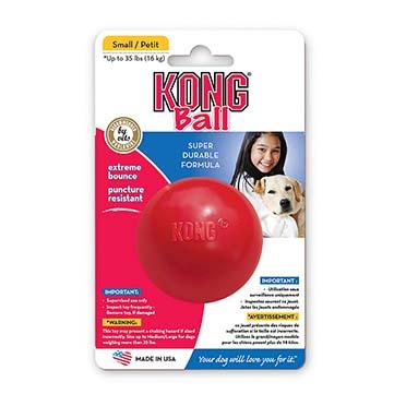 Kong ball Red M/L