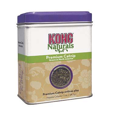 Kong cat naturals premium catnip 1oz  28gr