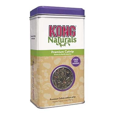 Kong cat naturals premium catnip 2oz  56gr
