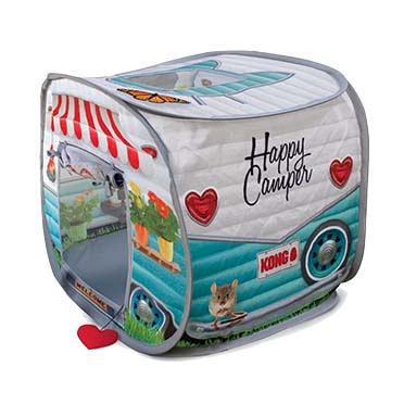 Kong cat play spaces camper Multicolour
