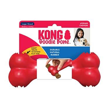 Kong goodie bone Red M