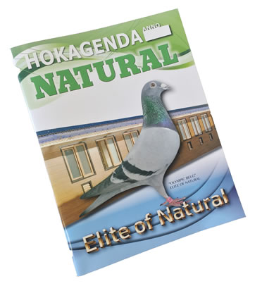 Natural journal pigeon french