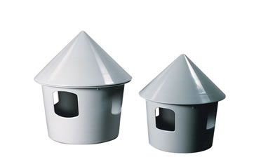 Water fountain pigeons, plastic  2L