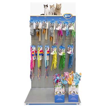 Concept duvo+ cat toys 2  175pcs
