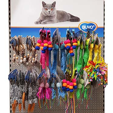 Concept duvo+ speelhengels kat