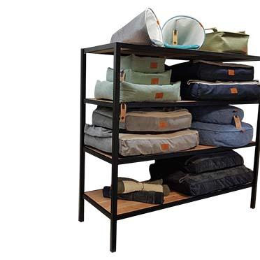 Concept d&d home textile dog-wandmod a nopos