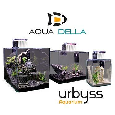 Concept aqua della urbyss - aquarium only