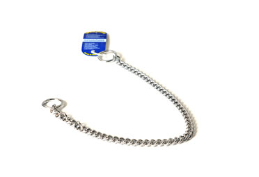 Collar chain round narrow  3MMx45CM
