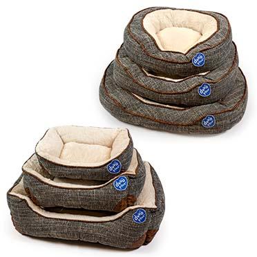Concept duvoplus ergo fleece basket
