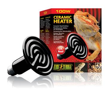 Ex ceramic heat emitter 100w