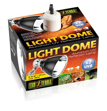 Ex light dome lighting fixture  Ø14CM