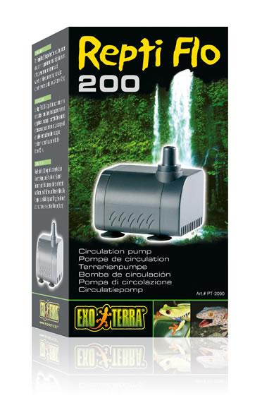 Ex repti flo 200 circulation pump