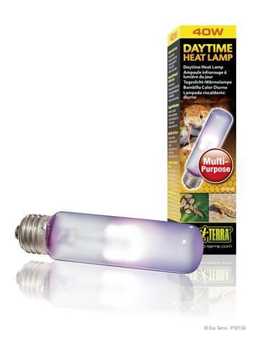 Ex daytime heat lamp 40w