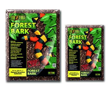 Ex forest bark terrarium substrate  26,4L