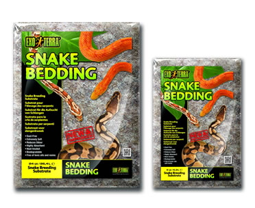 Ex snake bedding substrate  26,4L